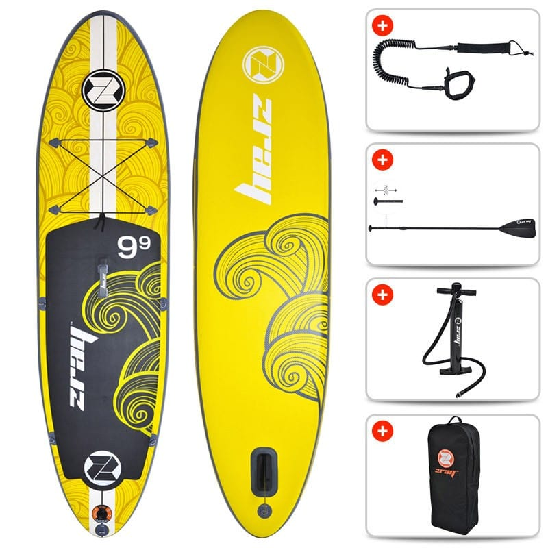 ZRAY X1 Stand Up Paddle Board 9'9""